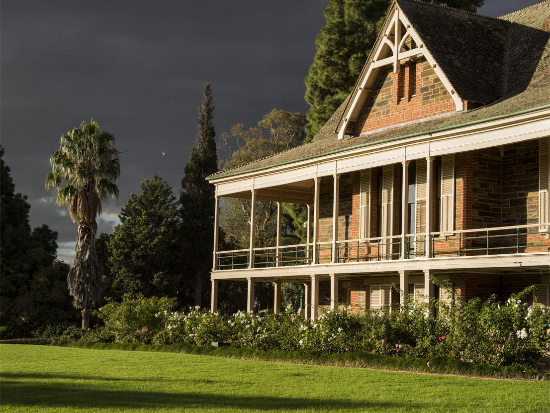 Urrbrae House, Waite campus