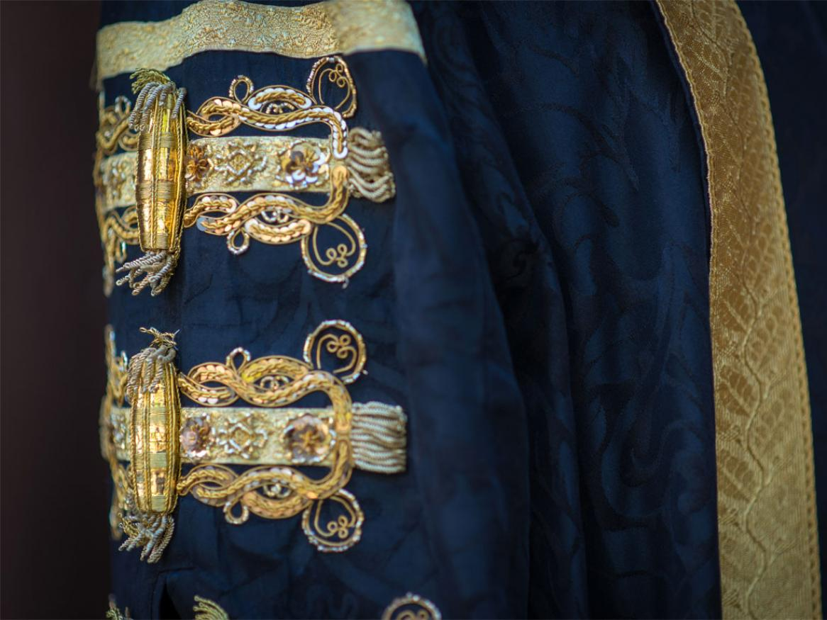 The University of Adelaide's Chancellor's robe