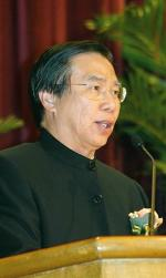 Leading Hong Kong businessman Mr HL Kam Photo by Ben Osborne