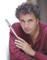 French flutist Jean Ferrandis will be one of the major drawcards for the Australian Flute Festival Photo by Cyril Bailleul