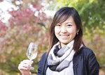 Bachelor of Wine Marketing student Erin Jingzhi Chen has benefited from the University's Student and Industry Program