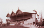 The original pavilion as it was in 1910