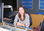 Sam Spirou at Gold Coast radio station Gold FM