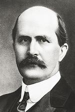 Nobel Prize-winner Sir William Bragg