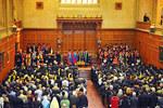 Graduation Ceremony 2010 Photo by Wayne England