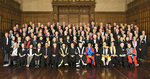 Graduates from 1960 Photo by John Hemmings