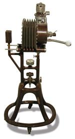 Unknown object, awaiting identification.  Scientific Apparatus Historical Collection, University of Adelaide.