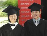 Theresa Lai and Alvin Tan