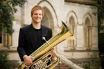 Third-year Elder Conservatorium student Stevan Pavlovic will feature in the 30 March concert in Elder Hall as part of the 2007 Friday Lunch Hour Concert Series