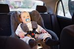 University research recommends age-based rules for child car seats Photo by David Ellis