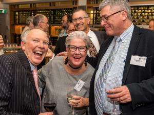 The University of Adelaide Economics Reunion 84-88