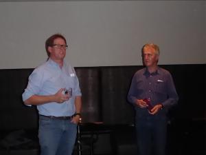 Wayne Boardman speech at event