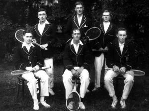 1920s Tennis Team