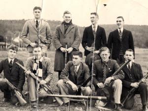 1934 Rifle Shooting
