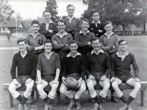 1951 Intervarsity Rugby Football Team