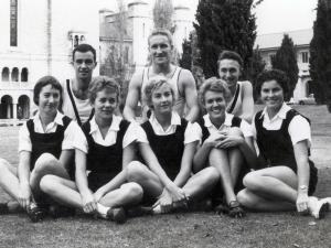 1955 Athletics Team