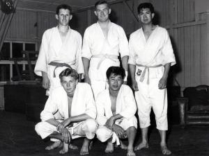 1960 Intervarsity Judo Team