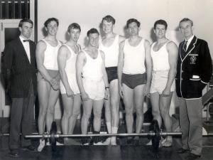 1960 Weightlifting Team
