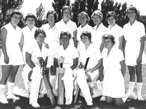 1960 Women's Cricket Team