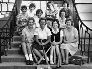 1961 Intervarsity Softball Team