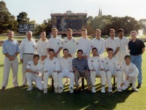 1997-98 A Grade Cricket Team