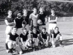 c1965 Soccer Team