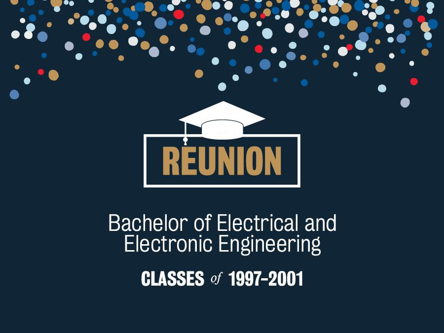 1997-2001 Electrical and Electronic Engineering Reunion