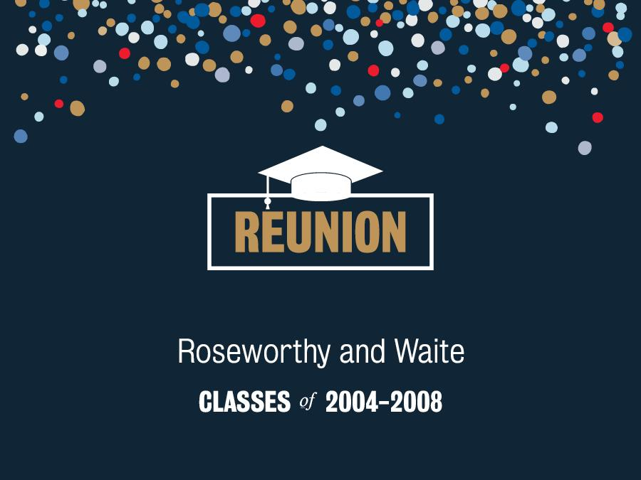 2004-2008 Roseworthy and Waite Reunion