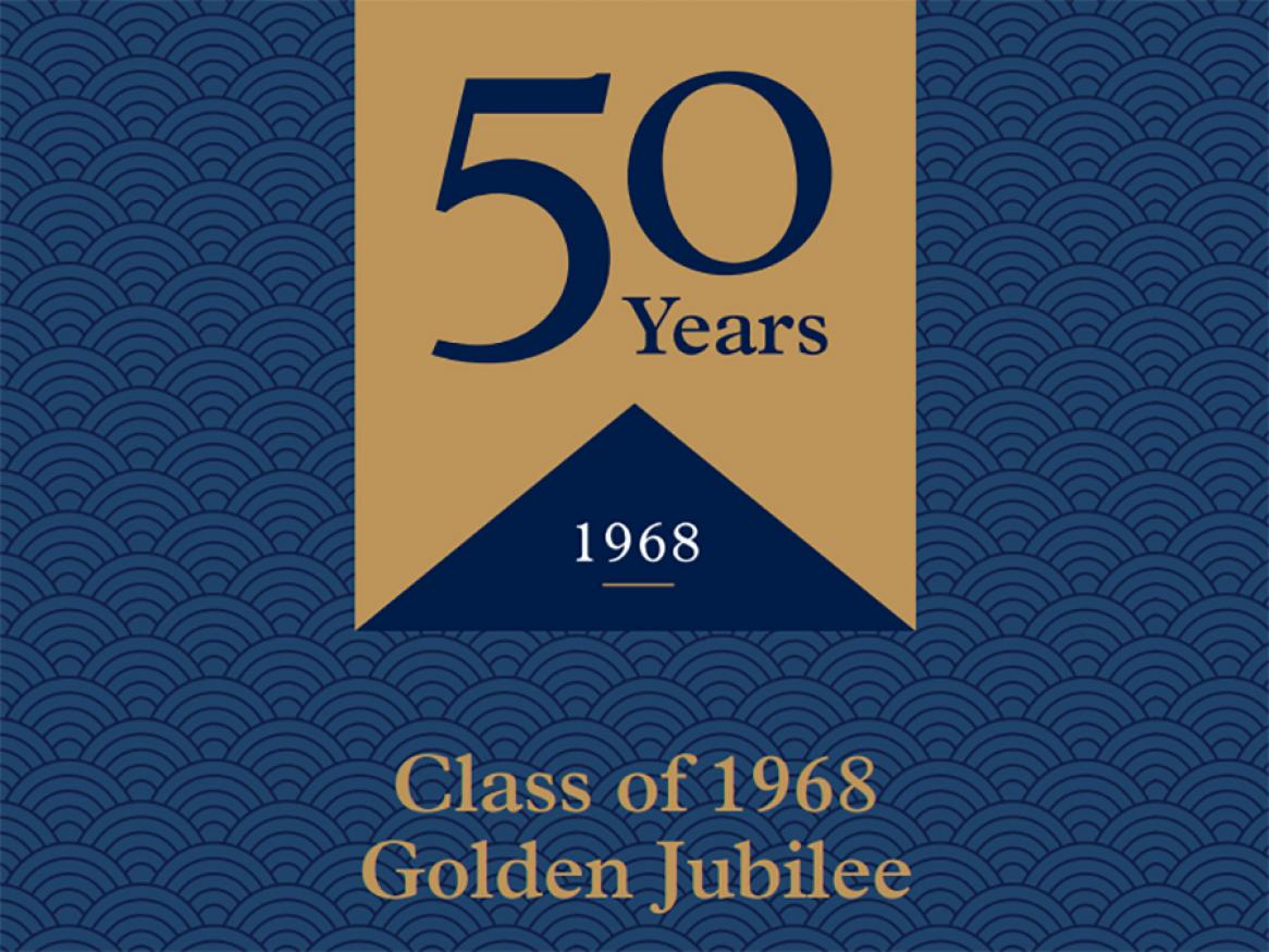 1968 Golden Jubilee commemoration booklet