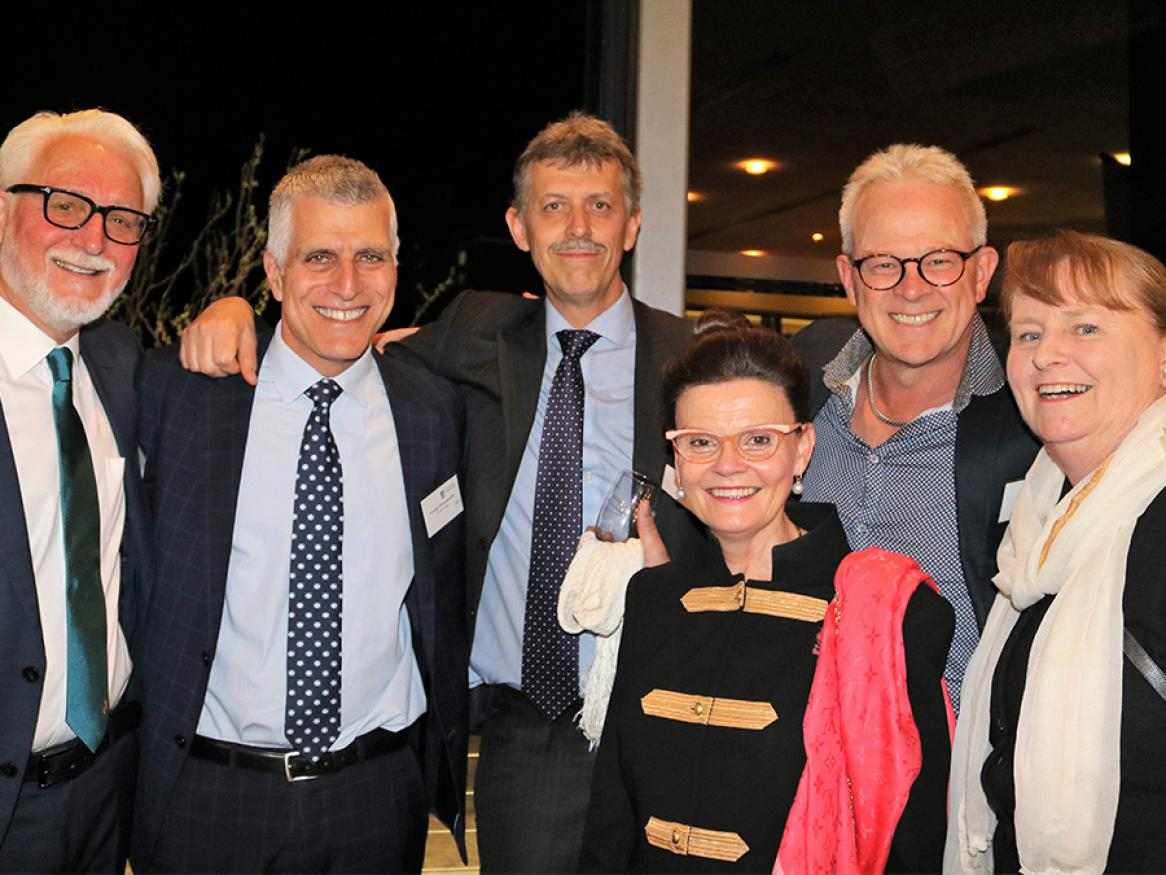 2018 Bachelor of Medicine, Bachelor of Surgery reunion (80-84)