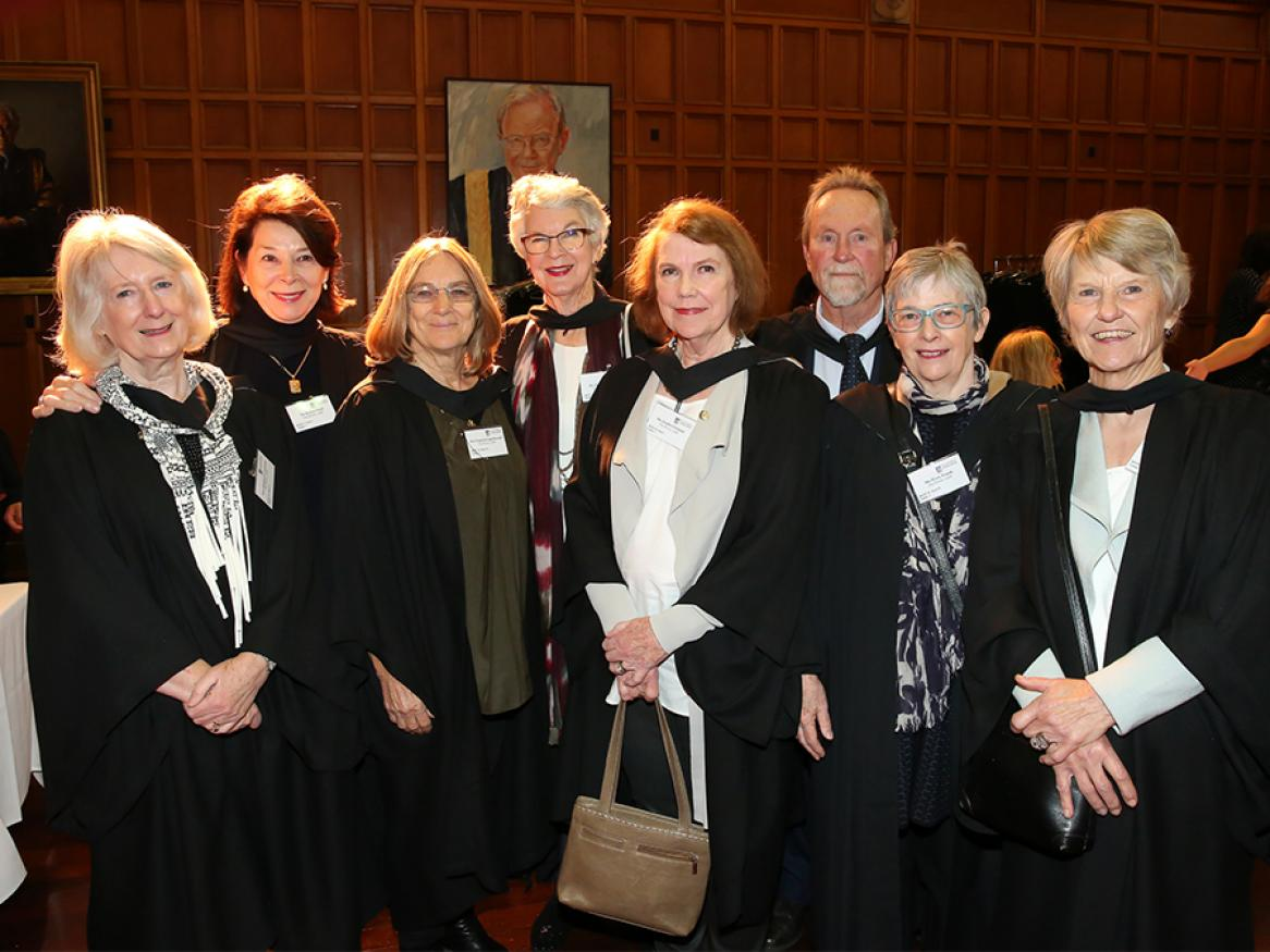 Photo from Golden Jubilee 2018 Class of 1968