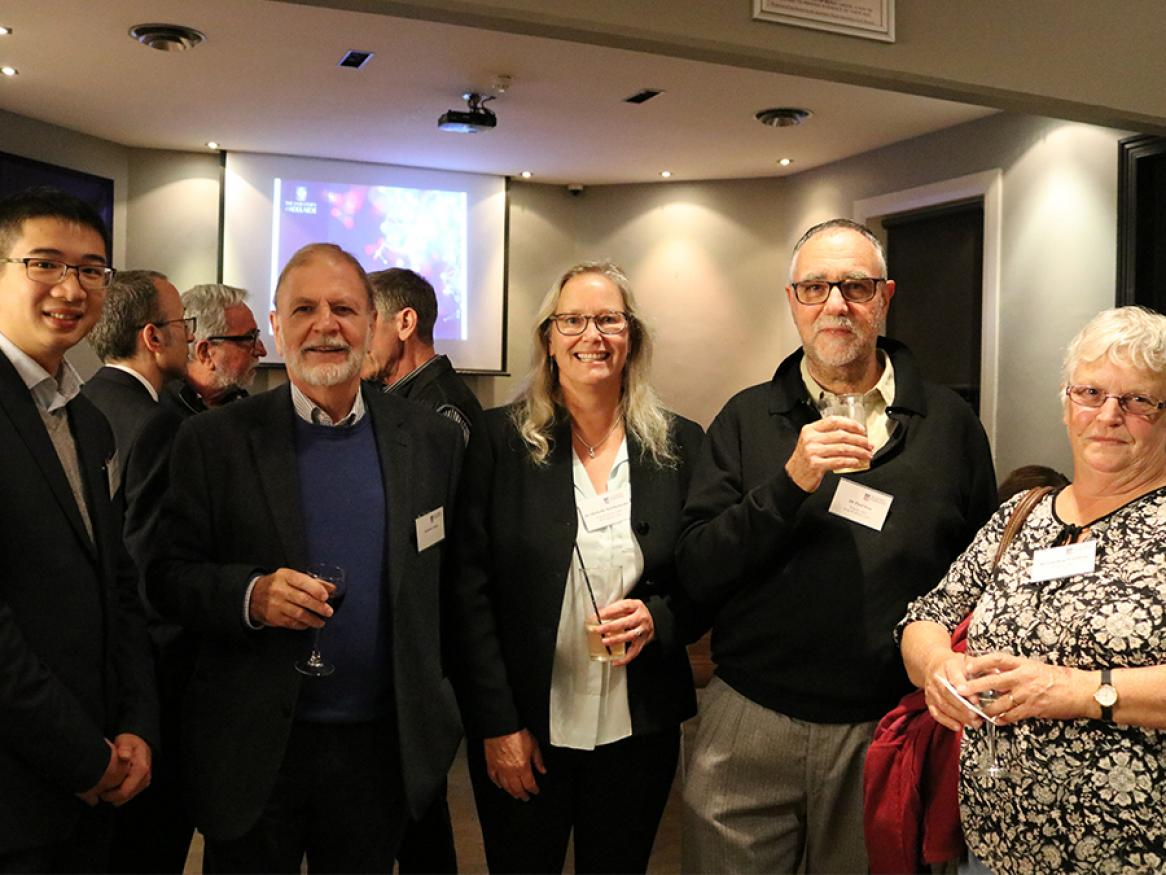 Sciences Alumni Network Evenings