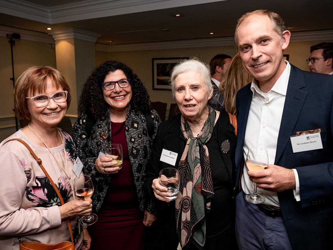 2018 VC Reception London