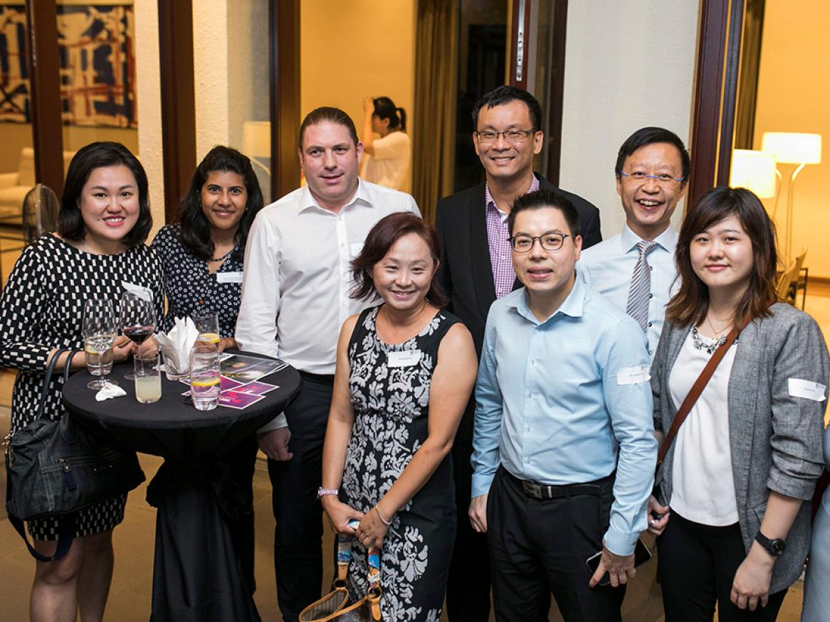 Singapore 2019 Alumni Reception