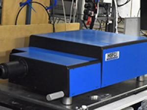HSFC camera capable of high temperal resolution. For planar time-resolved (TiRe) measurements, eg TiRe laser-induced incandescnce (TiRe-LII).