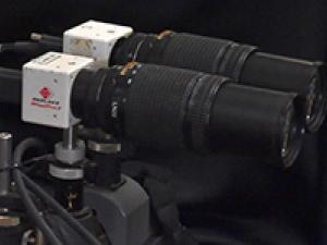 PIV cameras