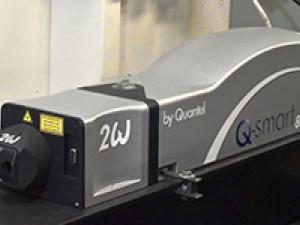 Quantal Q-Smart 850 Nd: YAG laser
