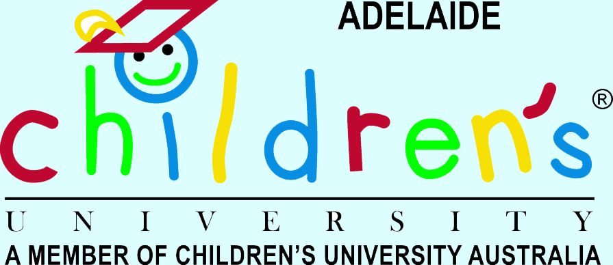 Children's University Adelaide logo