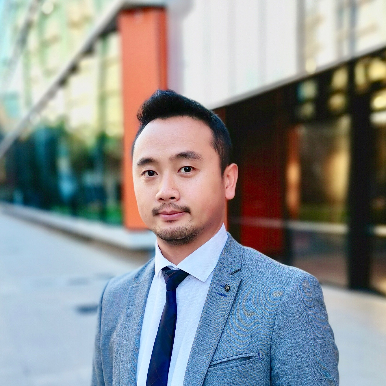 Associate Professor Alex Ng