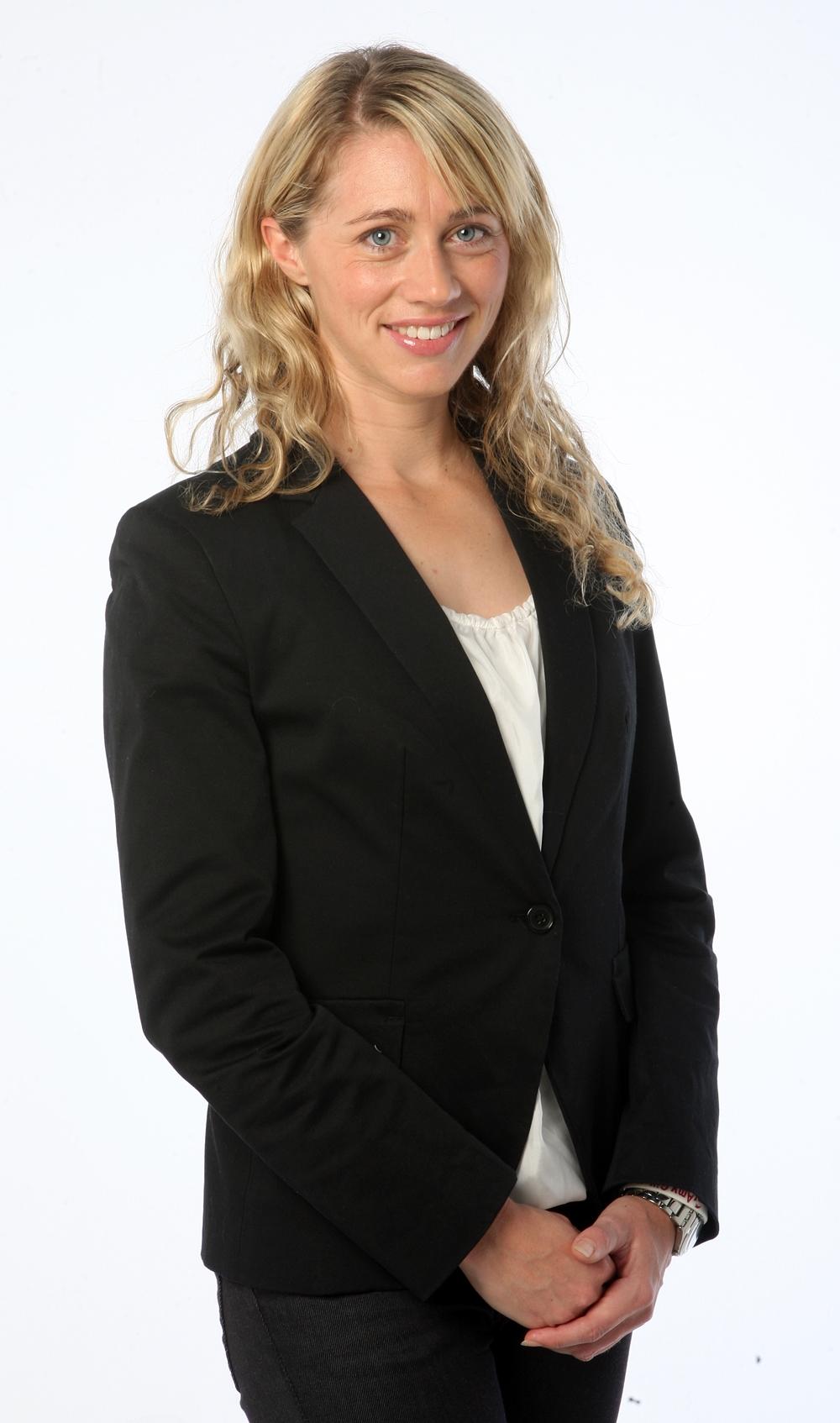 Ms Amber Halliday