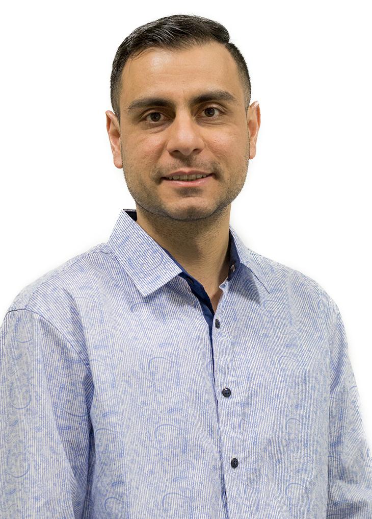 Mr Behzad Bakhsh