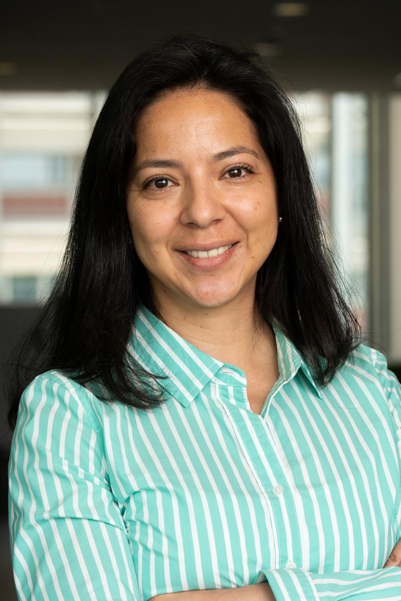 Mrs Belen Dominguez