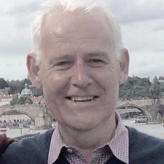 Professor Bruce Dawson