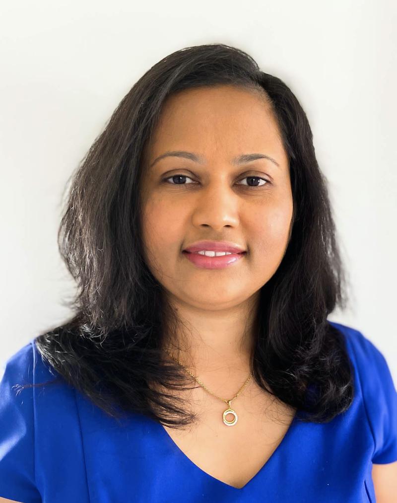 Dr Dilrukshi Nagahatenna