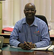 Associate Professor Emmanuel Chanda