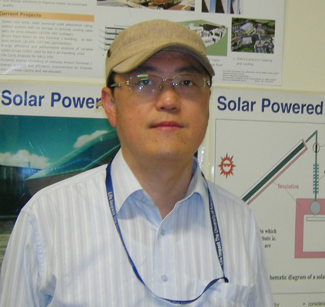 Dr Eric Hu