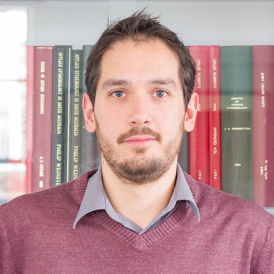 Dr Georgios Tsiminis