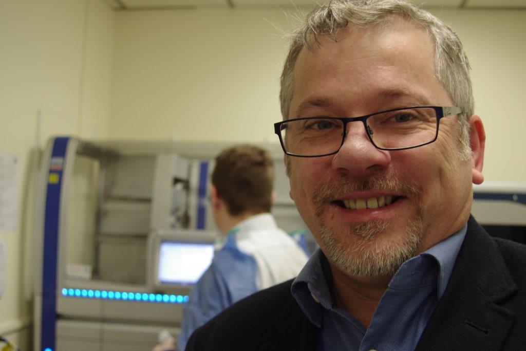 Professor Hamish Scott