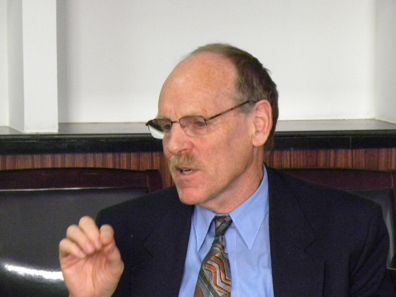 Dr Jock Churchman