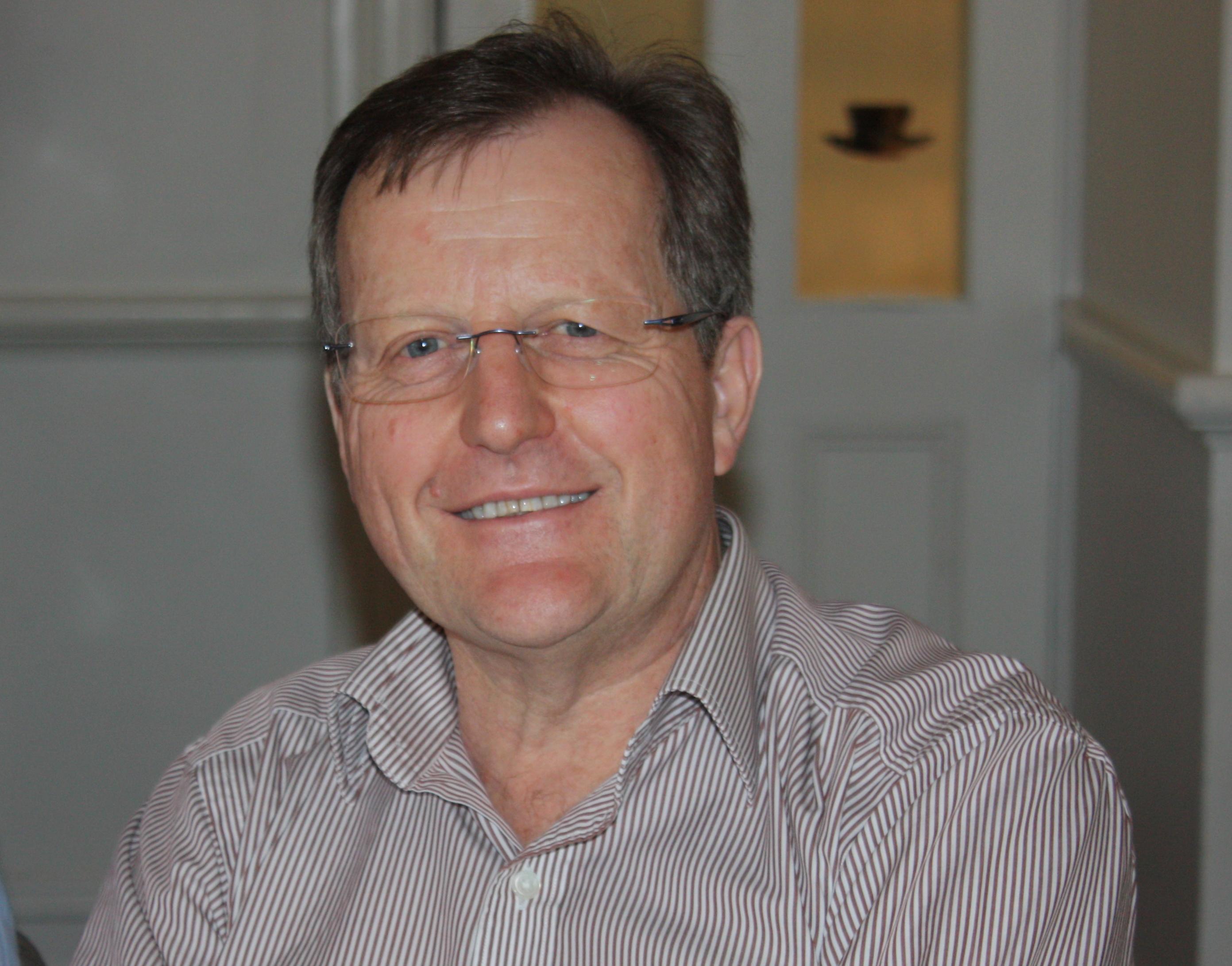 Emeritus Professor John Spencer